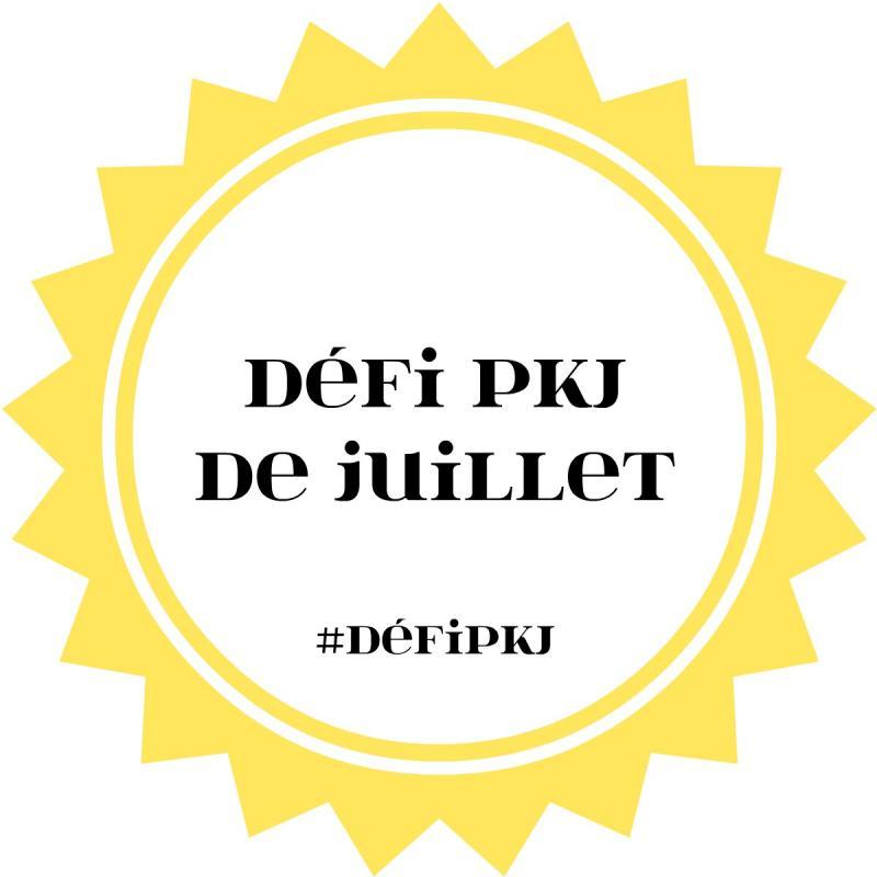 Defi pkj juillet logo
