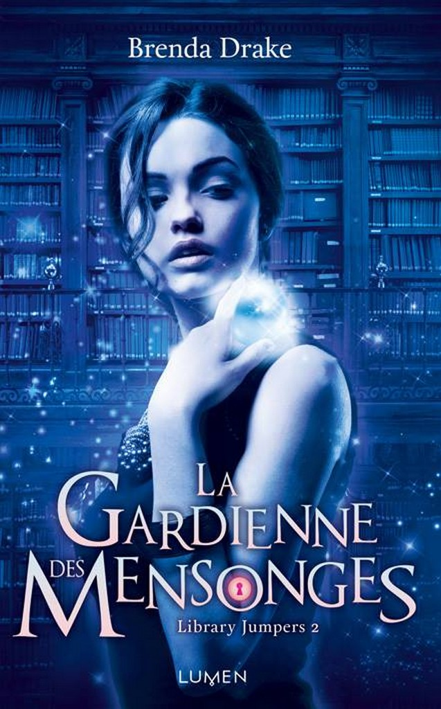 Library jumpers tome 2 la gardienne des mensonges 868085